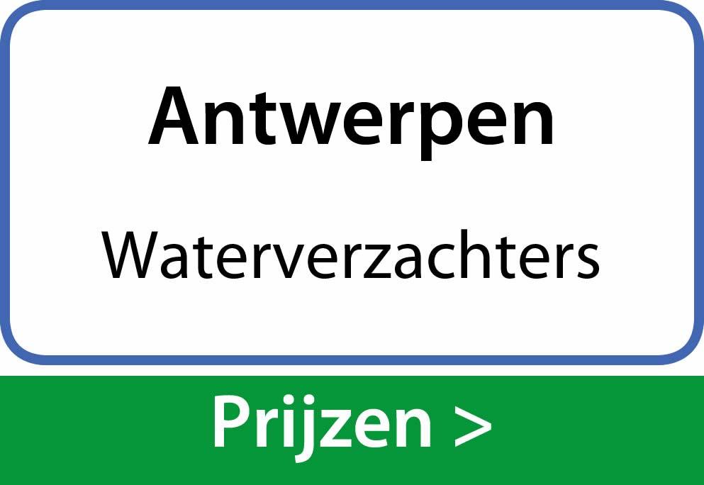 waterverzachters Antwerpen