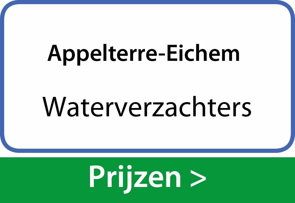 waterverzachters Appelterre-Eichem