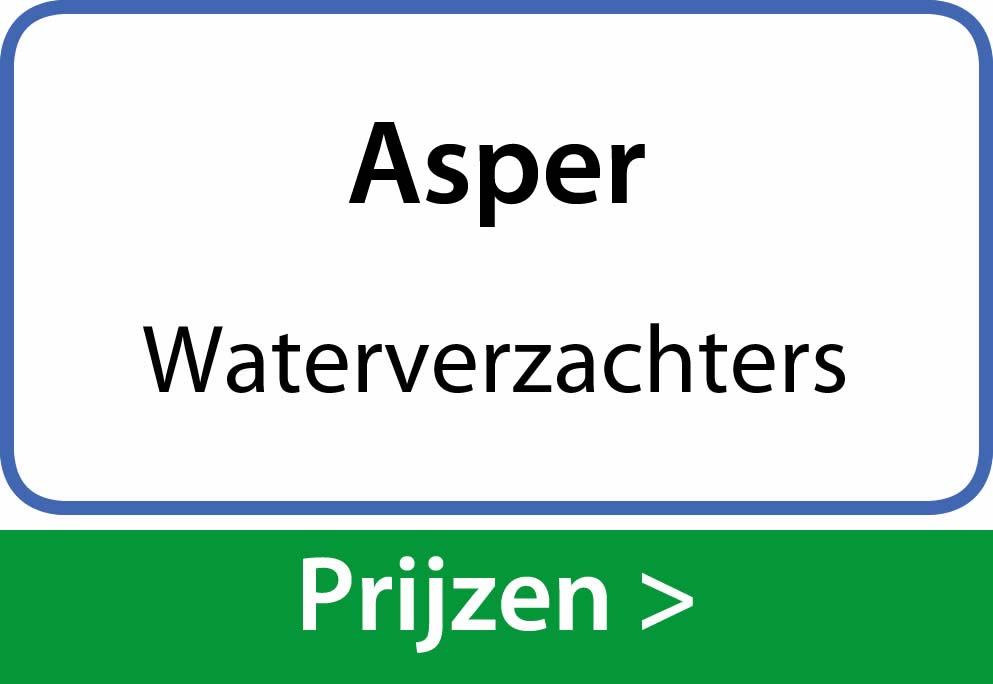 waterverzachters Asper