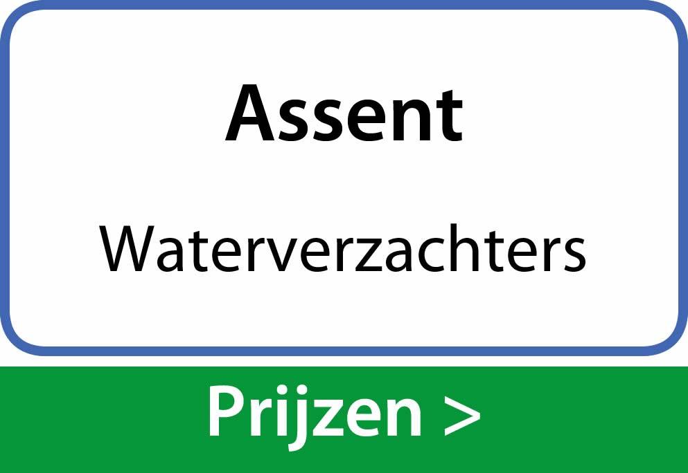 waterverzachters Assent