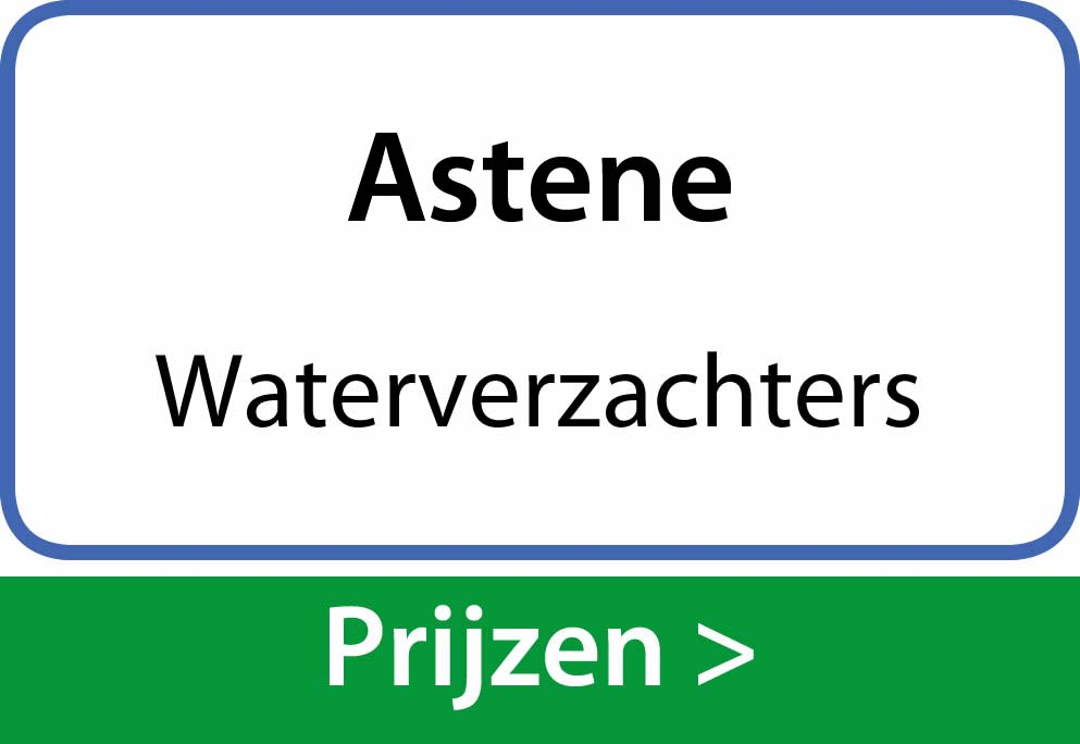 waterverzachters Astene