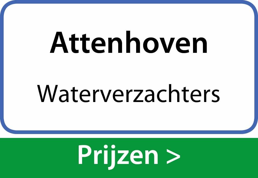 waterverzachters Attenhoven