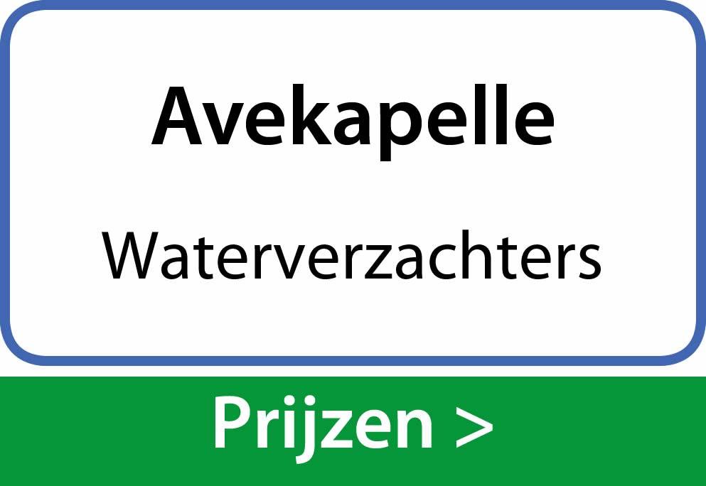 waterverzachters Avekapelle