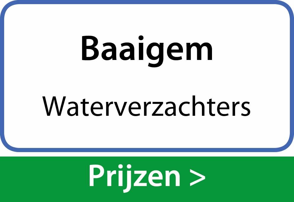waterverzachters Baaigem