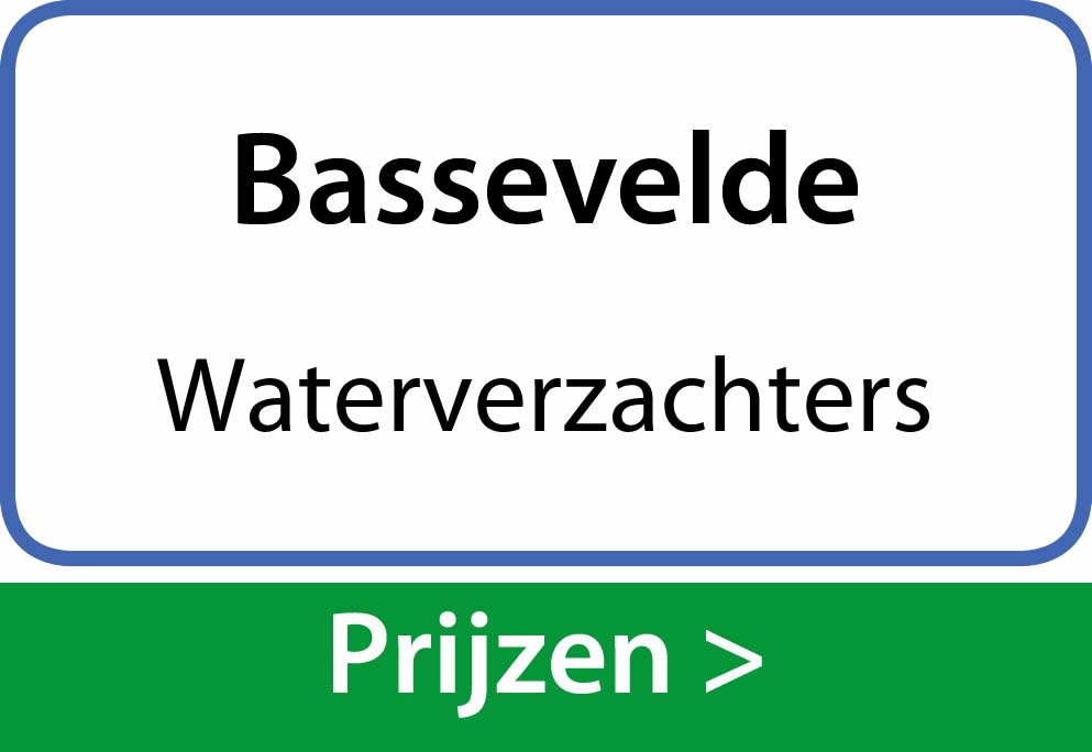 waterverzachters Bassevelde