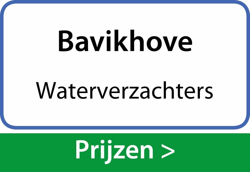 waterverzachters Bavikhove
