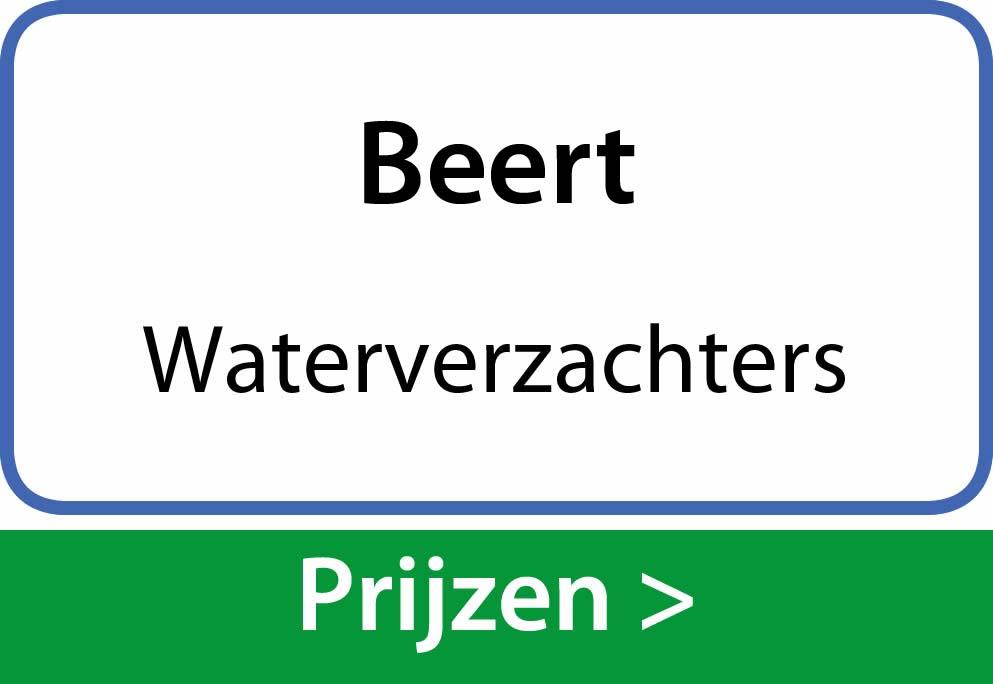 waterverzachters Beert