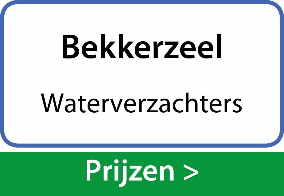waterverzachters Bekkerzeel