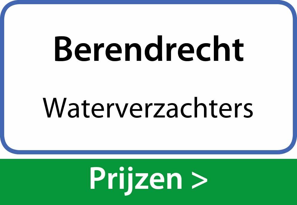 waterverzachters Berendrecht