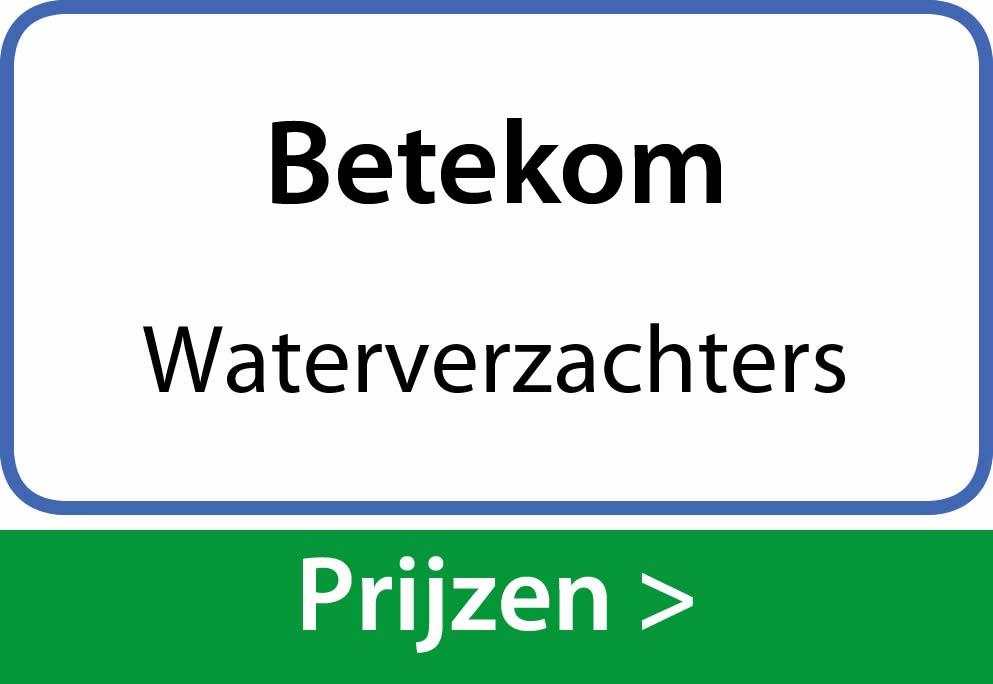 waterverzachters Betekom