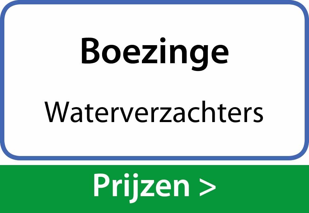 waterverzachters Boezinge