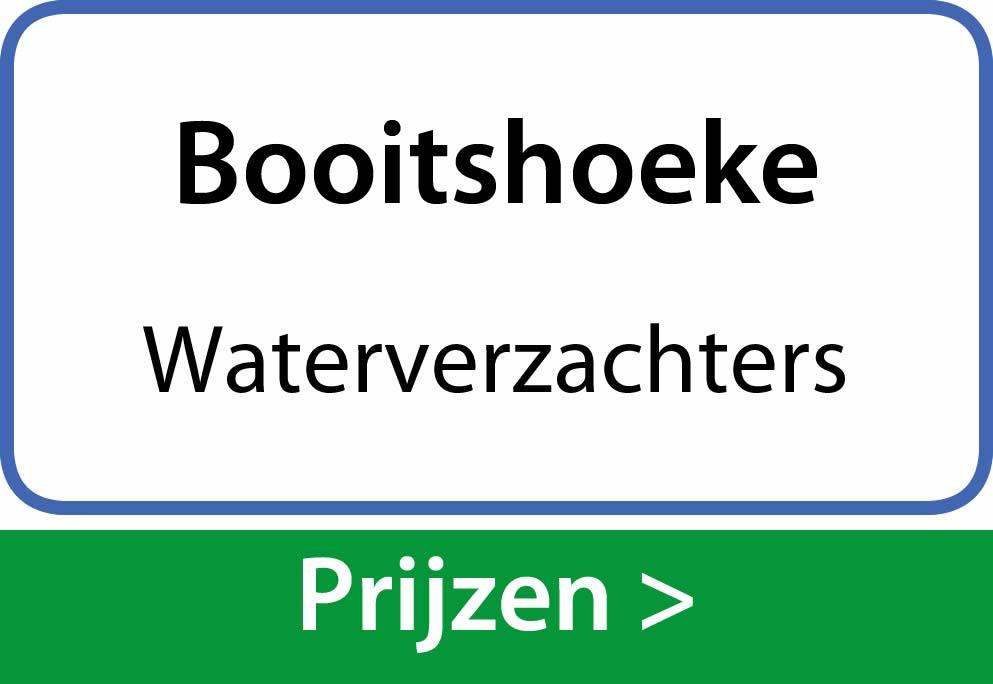 waterverzachters Booitshoeke