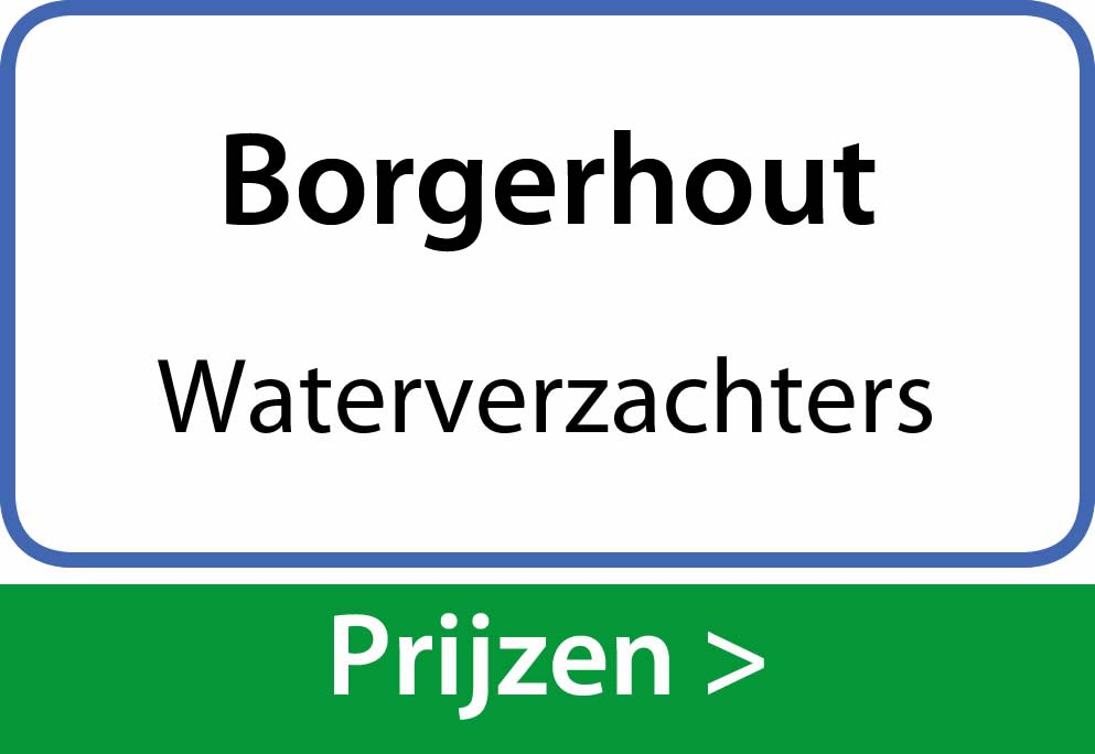 waterverzachters Borgerhout
