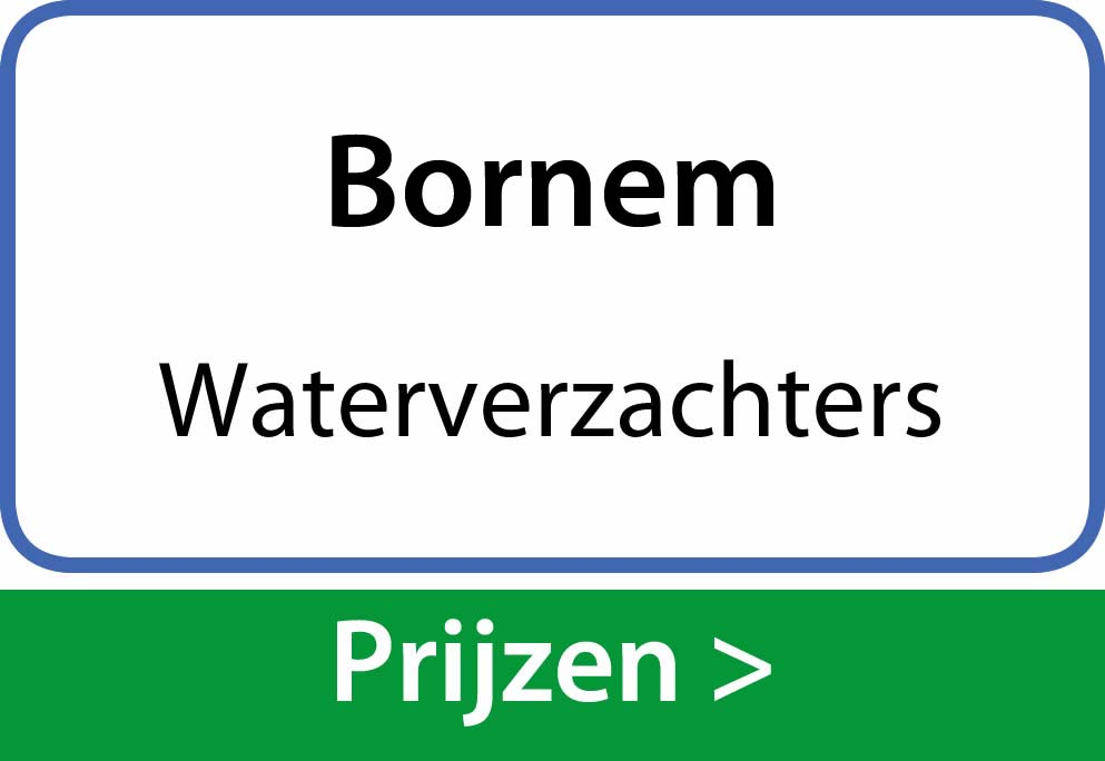 waterverzachters Bornem