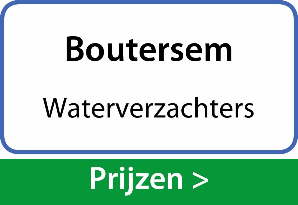 waterverzachters Boutersem