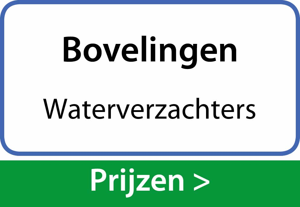 waterverzachters Bovelingen
