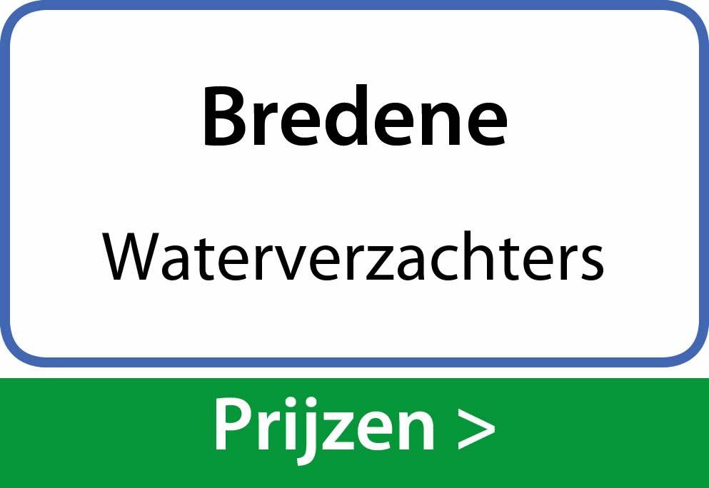 waterverzachters Bredene