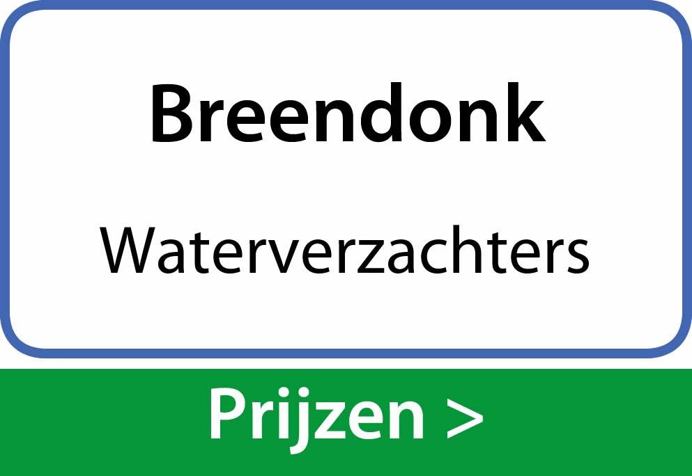 waterverzachters Breendonk