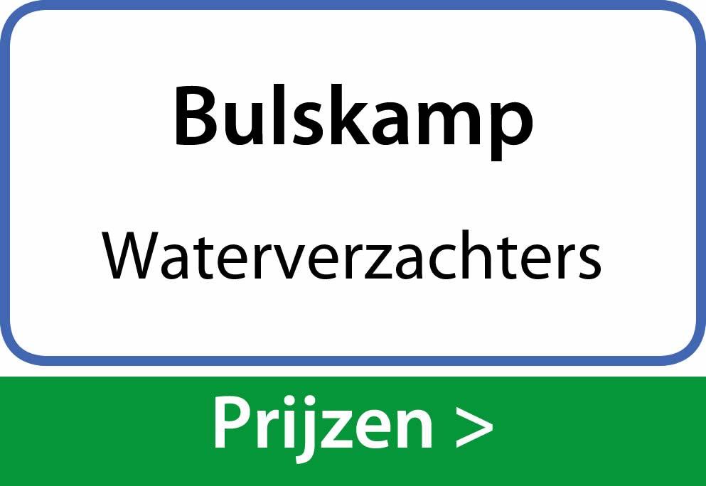 waterverzachters Bulskamp