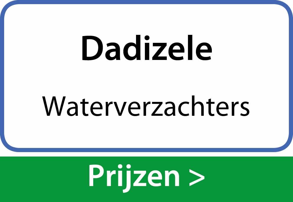 waterverzachters Dadizele