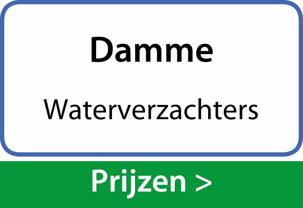 waterverzachters Damme