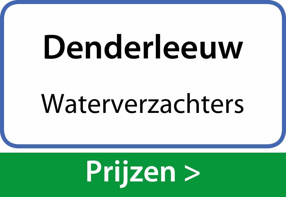 waterverzachters Denderleeuw