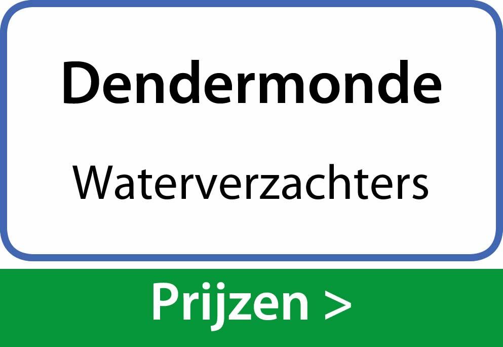 waterverzachters Dendermonde