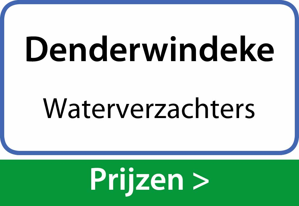 waterverzachters Denderwindeke