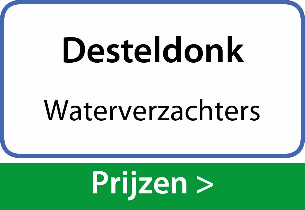 waterverzachters Desteldonk