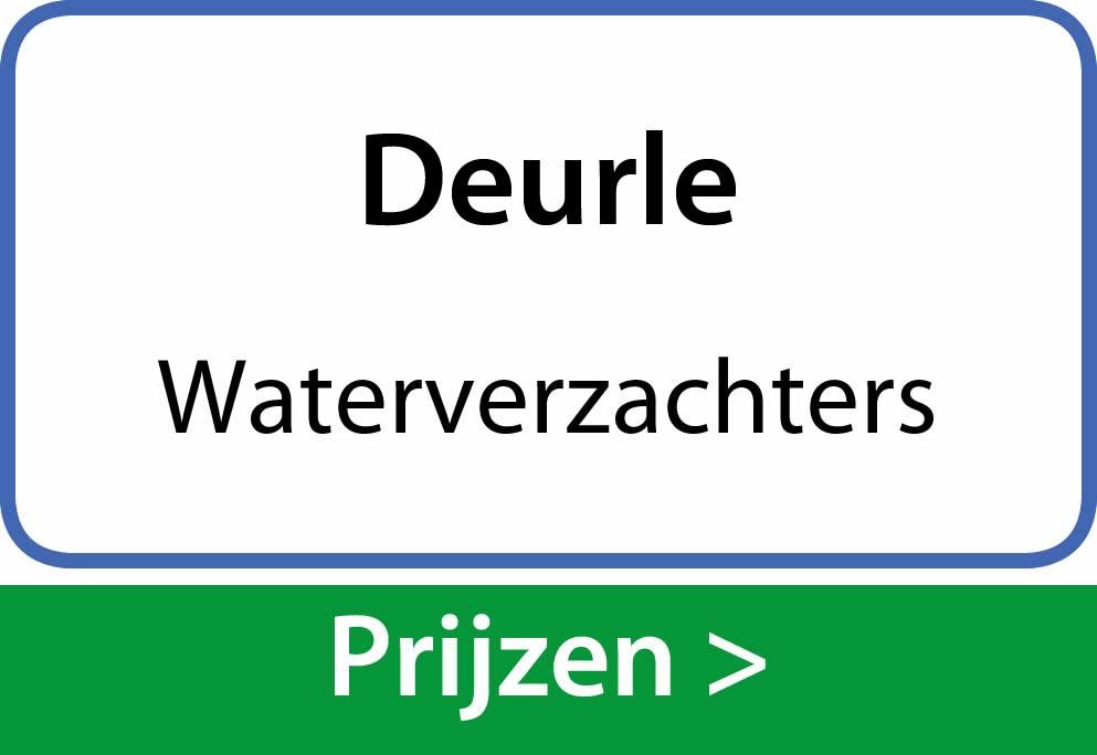 waterverzachters Deurle