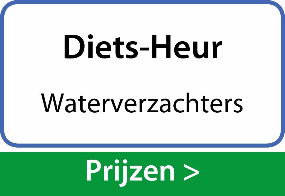waterverzachters Diets-Heur