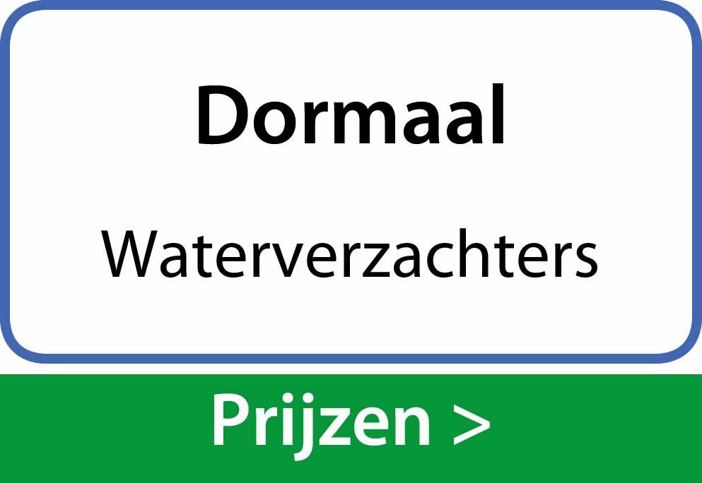 waterverzachters Dormaal