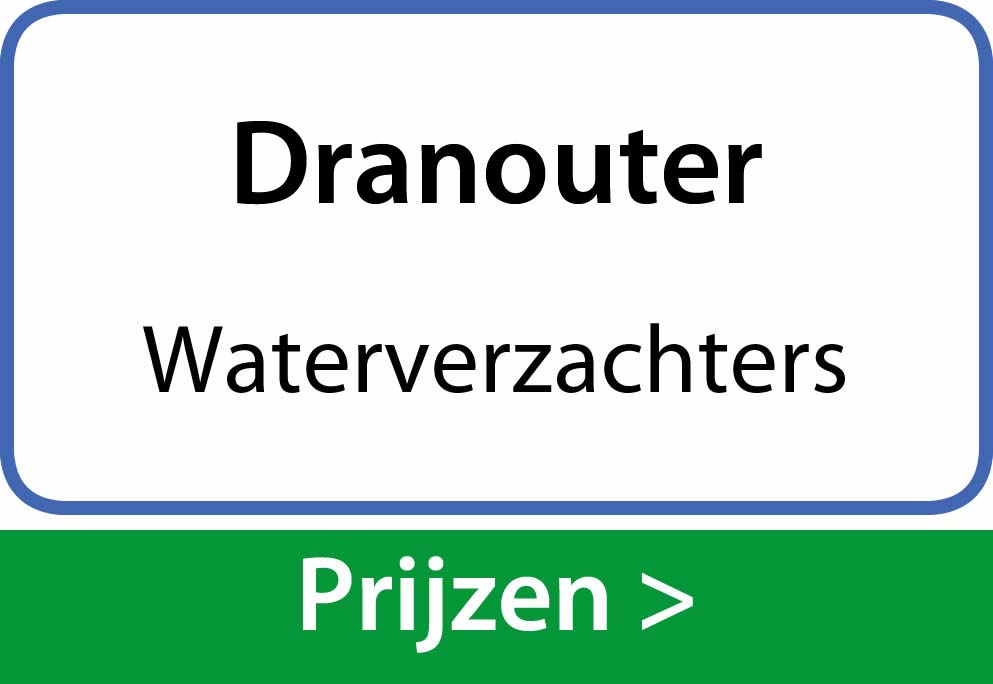 waterverzachters Dranouter