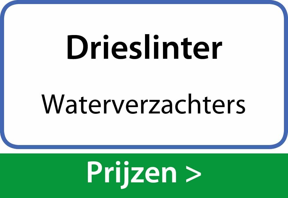 waterverzachters Drieslinter