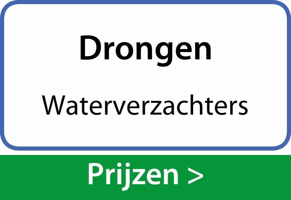 waterverzachters Drongen