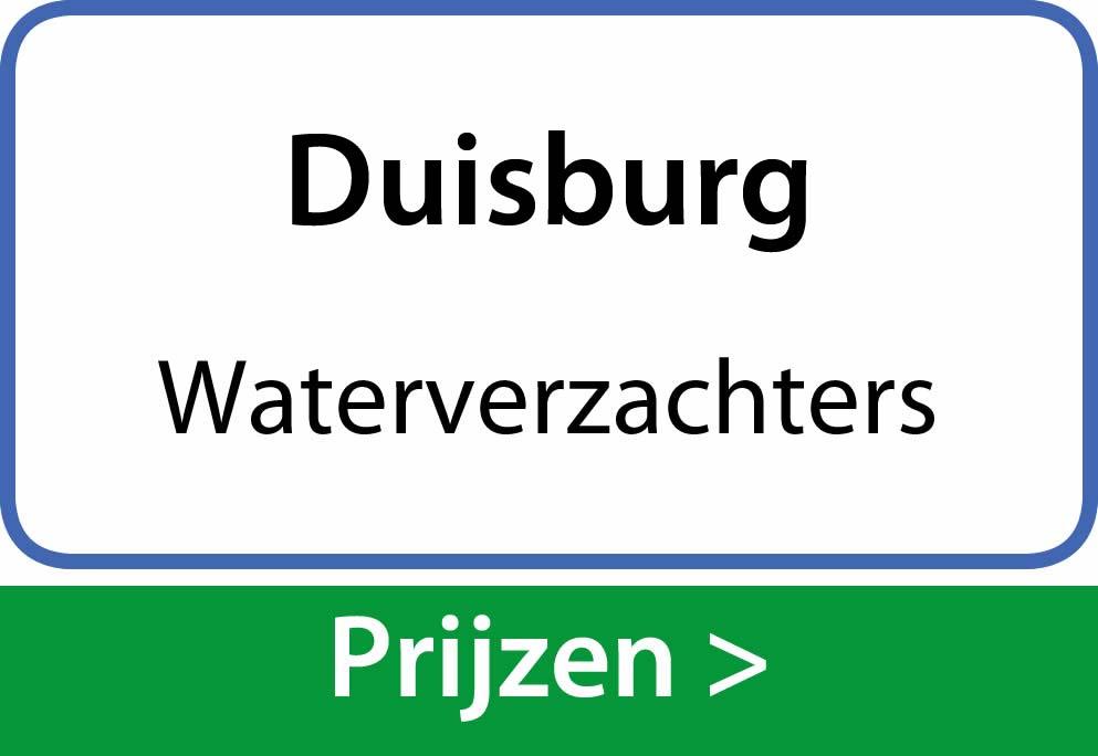 waterverzachters Duisburg