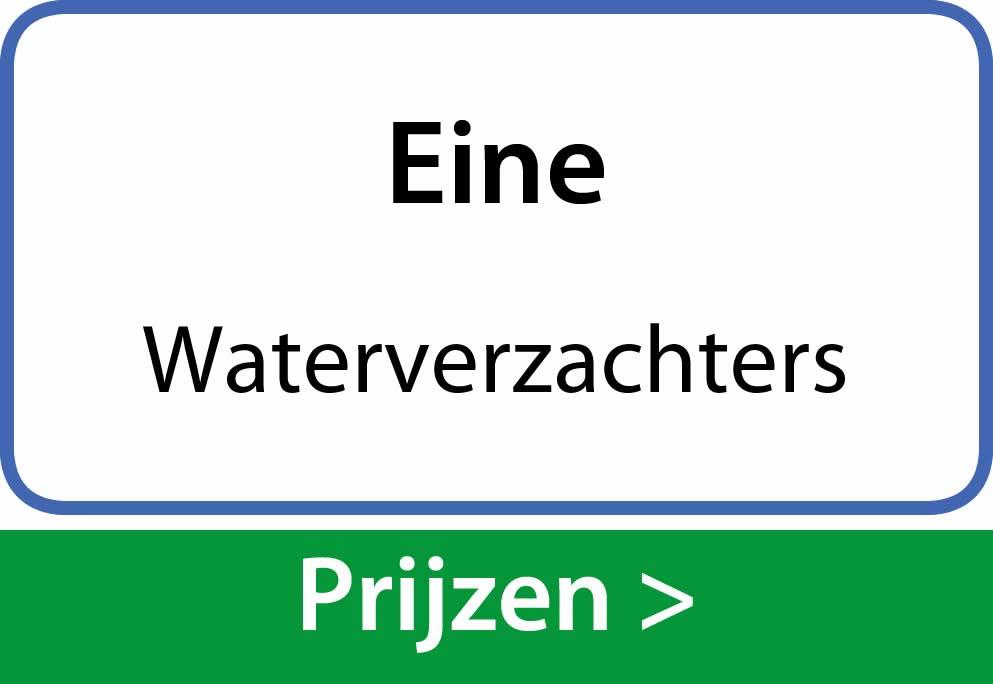 waterverzachters Eine