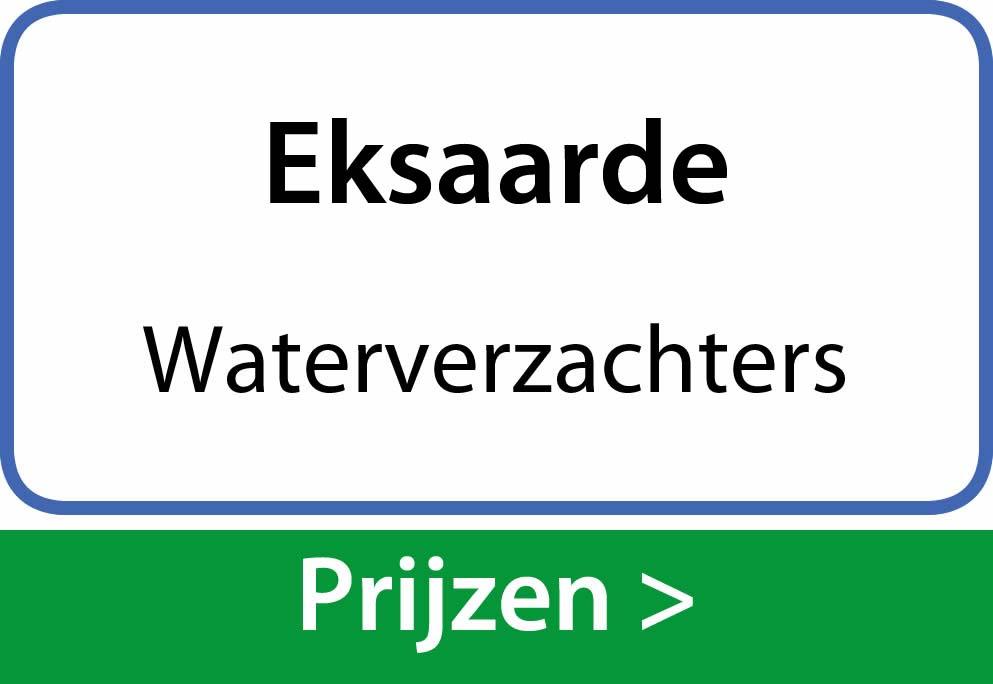 waterverzachters Eksaarde