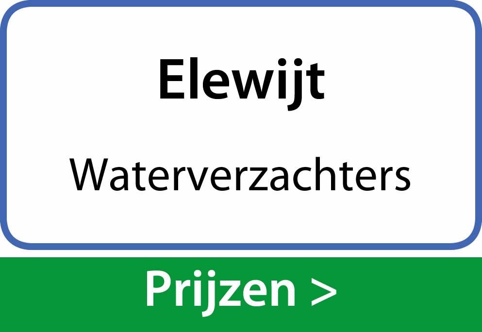 waterverzachters Elewijt