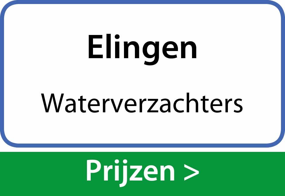 waterverzachters Elingen