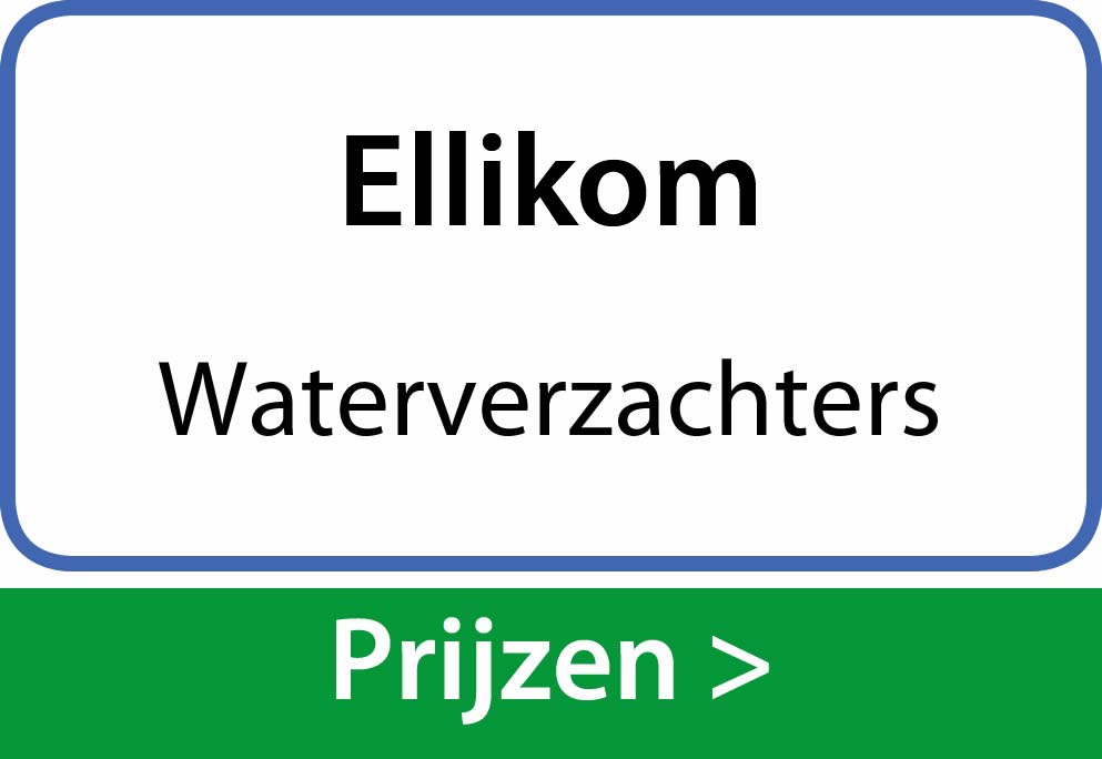 waterverzachters Ellikom