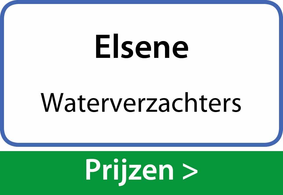 waterverzachters Elsene
