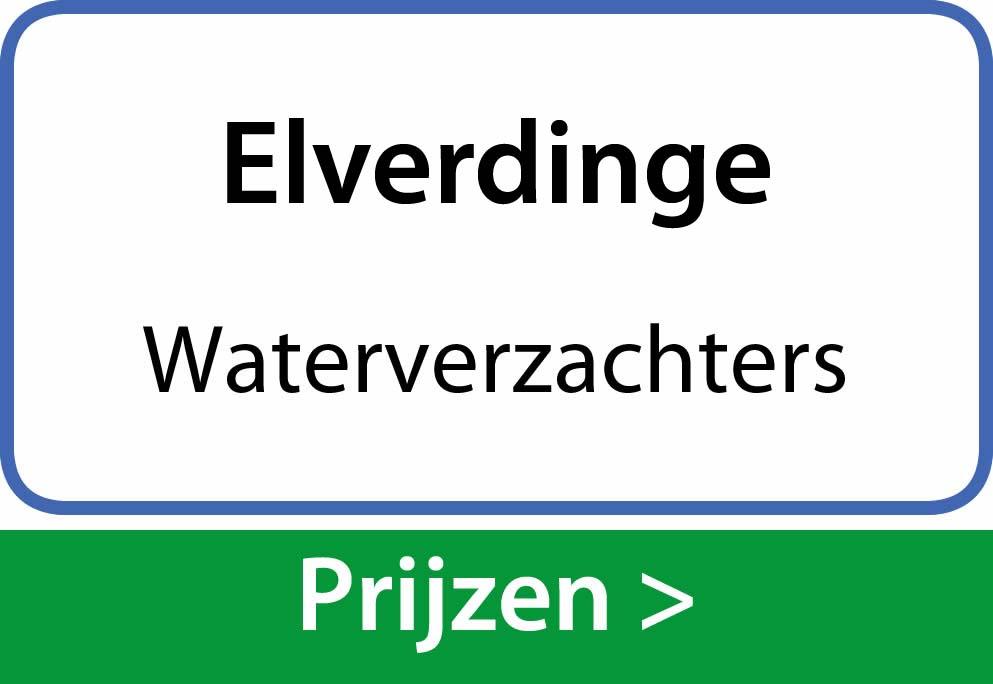 waterverzachters Elverdinge
