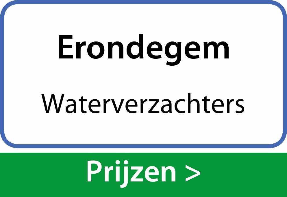 waterverzachters Erondegem