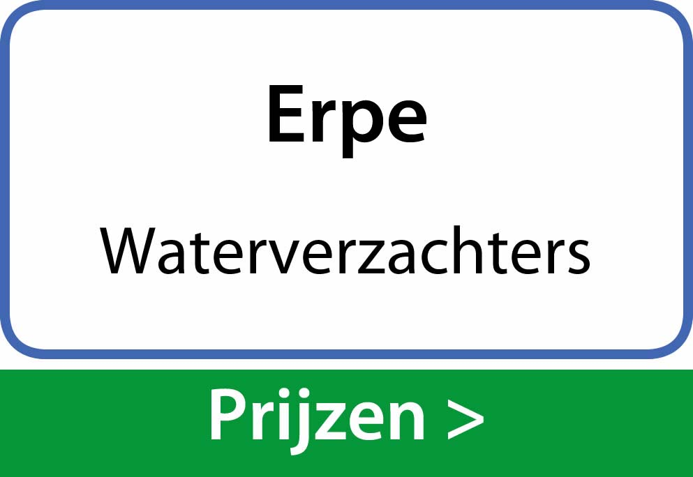 waterverzachters Erpe