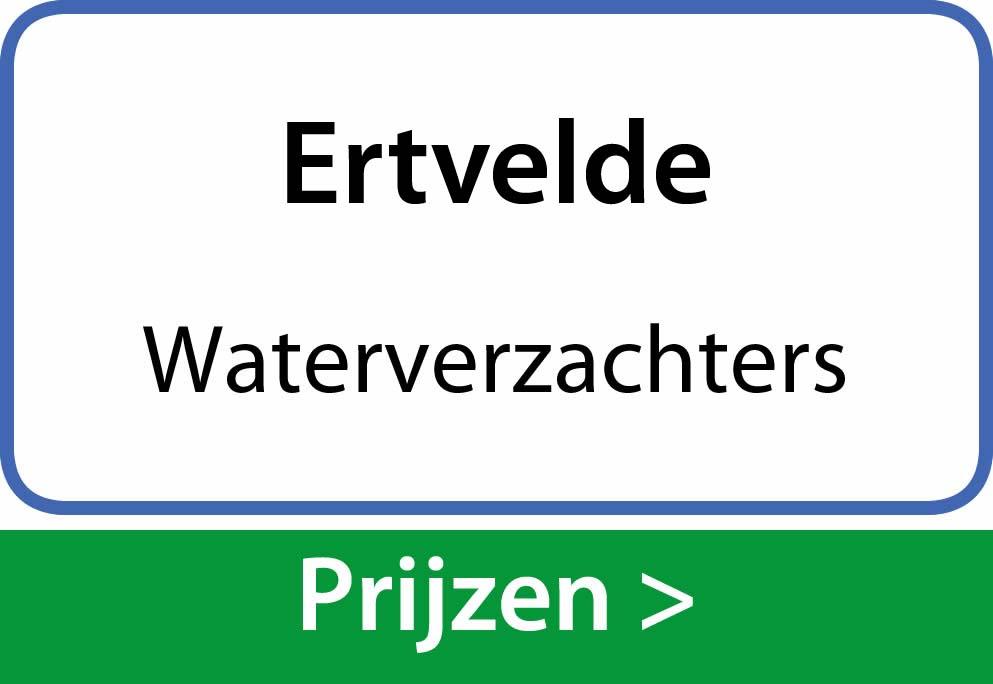 waterverzachters Ertvelde