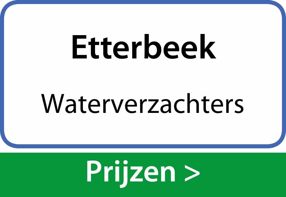 waterverzachters Etterbeek