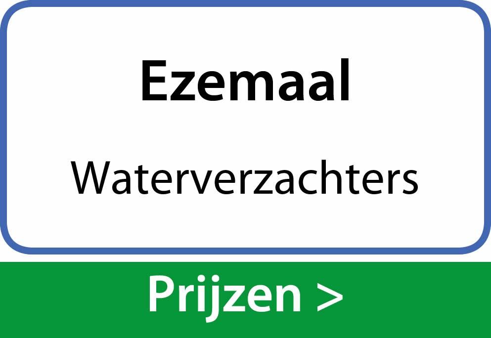 waterverzachters Ezemaal