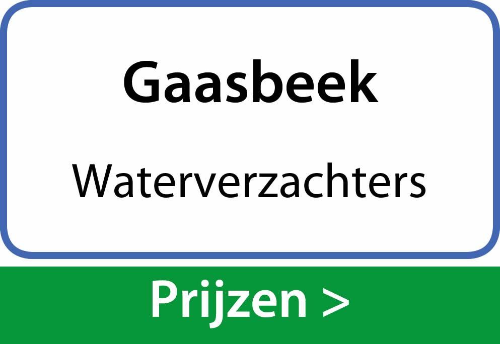waterverzachters Gaasbeek