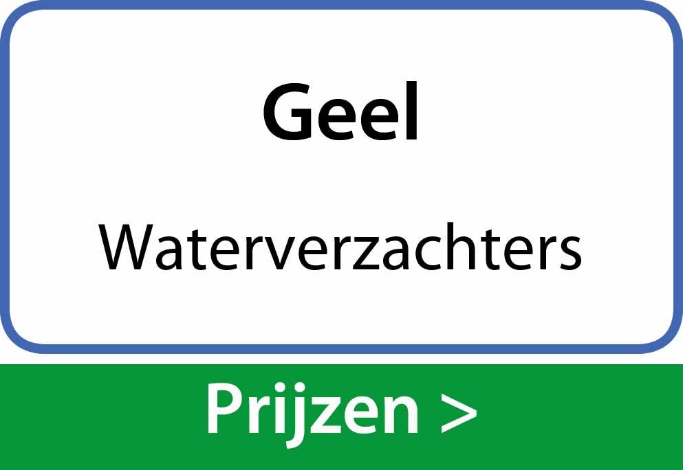 waterverzachters Geel